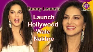 Sunny Leone's Single Launch 'Hollywood Wale Nakhre' With Daisy, Rajneish Duggal, Hiten & Others