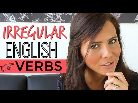 Irregular English Verbs 👉 Past Participle Form  |  Common Grammar Mistakes