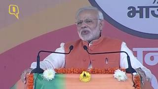 PM Modi Quotes a Whatsapp Video Showing a Beggar Using ATM Machine as Way to Accept Money