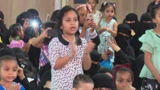 قناة اطفال ومواهب الفضائية افتتاح اسرار الهرم فرع ابوعريش