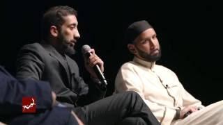 Debate & Talk Show - Nouman Ali Khan, Omar Suleiman, Abdul Nasir Jangda - Singapore 2015