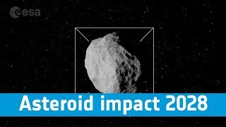 Asteroid impact 2028: Protecting our planet