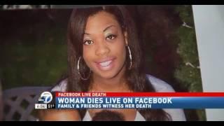Arkanasa Woman dies live on Facebook