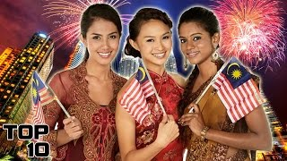 Top 10 Malaysia Surprising Facts