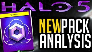 Platinum Req Pack Analysis Are they worth it? (Halo 5)