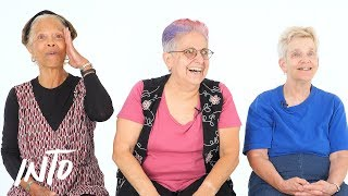 Old Lesbians Try New Lesbian Slang