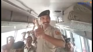 Indian Army man's awesome reply on Uri attack to Pakistan, Viral Video  | वनइंडिया हिन्दी