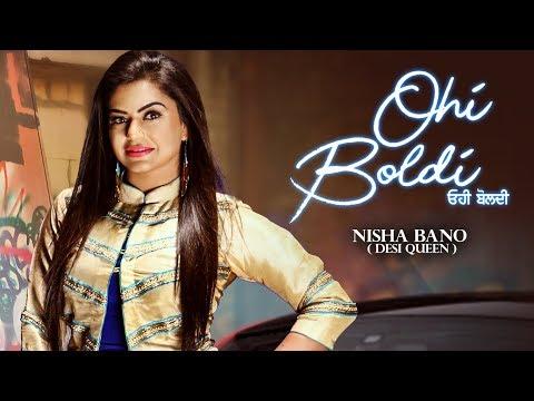 Xxx Mp4 Ohi Boldi Nisha Bano Full Song KV Singh Latest Punjabi Songs 2018 T Series 3gp Sex