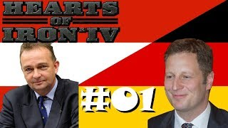 Hearts Of Iron IV: Millennium Dawn Modern Day Mod - Germany | Plans For A German World! | Part 1