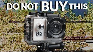 1080p eBay Action Camera Review