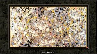 JACKSON POLLOCK - ♫ MORTON GOULD