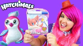 Coloring Hatchimals Magic Ink Coloring & Activity Book Imagine Ink Marker | KiMMi THE CLOWN