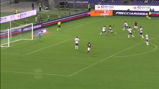 Roma - Fiorentina 2-0 - Highlights - Giornata 01 - Serie A TIM 2014/15