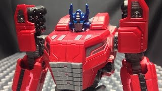 Planet X JUPITER (Fall of Cybertron Optimus Prime): EmGo