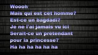 Black M - Le Prince Alladin feat Kev Adams (paroles).