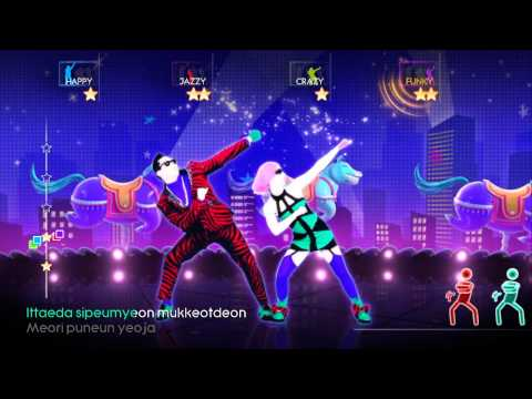 Just Dance 4 - Gangnam Style - Psy
