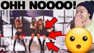 Ariana Grande Biggest Fail Moments Reaction!