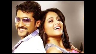 Anushka romance with surya again in Singam 3