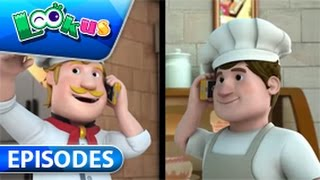 【Official】Super Wings - Episode 19