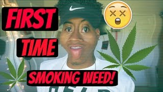 FIRST TIME SMOKING WEED!!! (FUNNY ASF!) || STORYTIME