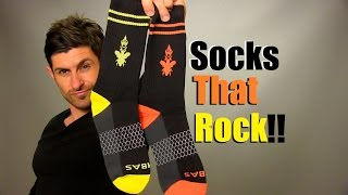 Shark Tank Product Review | Socks That ROCK | Bombas