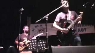 Oι SAINT JIMMΙES - cover Υπόγεια ρεύματα - Ασημένια σφίγγα 20/7/2013 0055