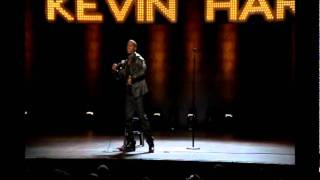 Kevin Hart - First Time Cursing