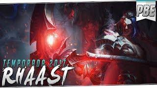 RHAAST   El Oscuro corrompe a Kayn y revienta la partida!!