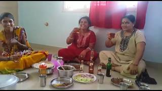 Drinking and smoking house wives women in India