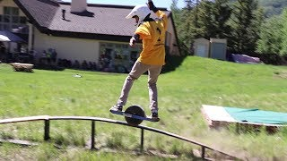 One Wheel Hoverboard Pro Race!!