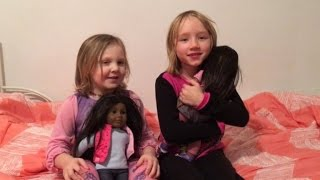 Mom Gives Daughters Black Dolls: White Parents Should Teach Kids About Race