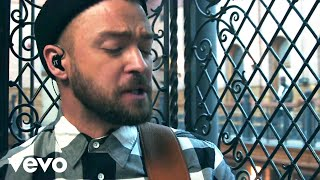 Justin Timberlake - Say Something (First Take) ft. Chris Stapleton