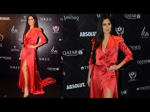 Xxx Mp4 Stunning Katrina Kaif At The Red Carpet Of Vogue Beauty Awards 2018 Full HD 3gp Sex