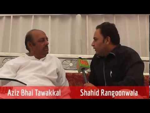 Nagpur Memon Jamat Logo Ki Pareshaniyo Ko Hal Kar rahi Hai----Aziz Tawakkal