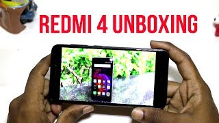 Xiaomi Redmi 4 Unboxing And Review in Hindi 3GB RAM | Android Buddy |