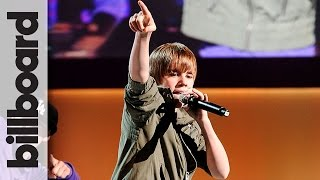 Justin Bieber 'Baby' Live at New York City's Hammerstein Ballroom | Billboard