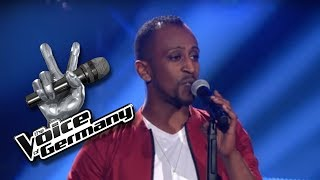 Daniel Merriweather - Red | Robel Ambaye Cover | The Voice of Germany 2017 | Blind Audition