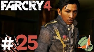 UTOPENEC NA ÚTEKU - Far Cry 4 / CZ/SK Let's Play / časť 25