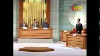 Mizanur Rahman Debate ATN Bangla On Caretaker GovernmentWith Former Health Minister Dr  Khandokar Mo