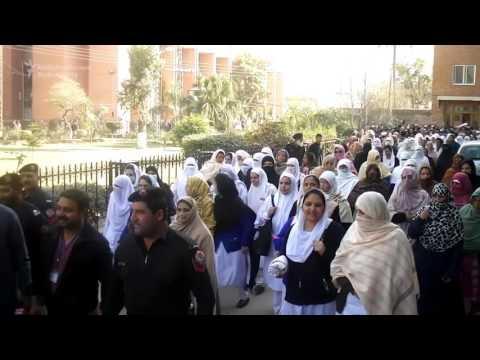 Pakistani Doctors And Nurses Strike In Peshawar