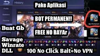 New!!  Apk Bot Permanent Mobile Legends+Link Download Free!! WORK 100%