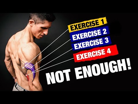 Xxx Mp4 The PERFECT Triceps Workout Sets And Reps Included 3gp Sex