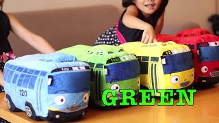 The Little Bus Tayo | Mainan Boneka Lucu | Hai Tayo JUMBO by Lifia Niala