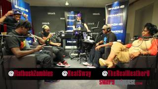 Flatbush Zombies Performs