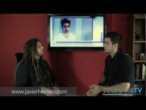 DRUMMER TV ARGENTINA - PROGRAMA 2- ARTISTA DE LA SEMANA: JAVIER HERRLEIN