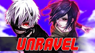 Tokyo Ghoul - Unravel (English Cover Song) [1st Opening] - NateWantsToBattle