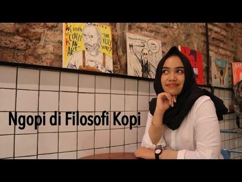 Ngopi di Filosofi Kopi + Dinner Taichan | Depp's Daily Vlog #2