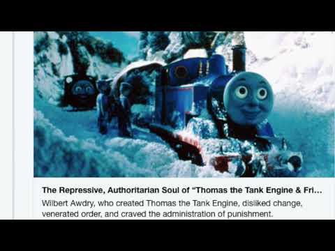 "Is ""Thomas The Tank Engine"" Some Secret Dark Dystopia?"
