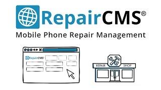 RepairCMS Mobile Phone Repair Management