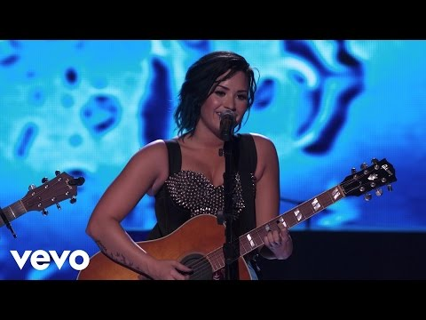 Demi Lovato Don t Forget Catch Me Acoustic Medley Vevo Certified SuperFanFest